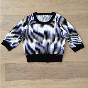 [NWOT] Peter Pilotto for Target Cropped Sweater