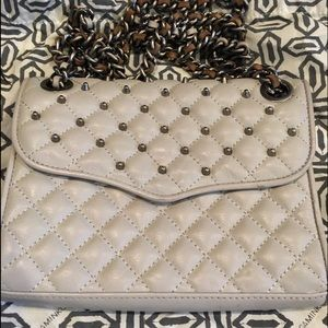 Rebecca Minkoff Affair Mini Studded Leather Bag
