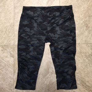 Camo Workout Pants