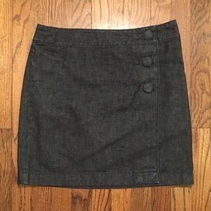 Ann Taylor Denim Skirt