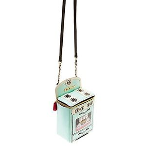 3dcfbbb527c0 🆕 Betsey Johnson Kitsch Oven Crossbody in Mint Boutique