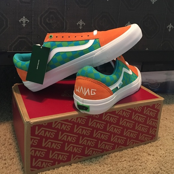 40 off vans shoes tyler the creator golf wang limited