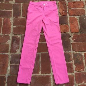 Denim - Pink Jeans