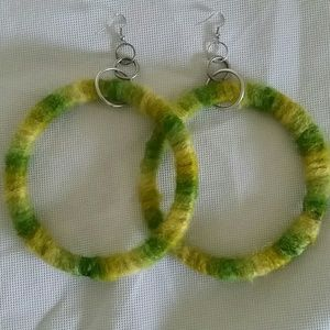 Jewelry - Handmade Hoops