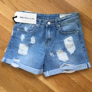 Rag & bone shorts 25