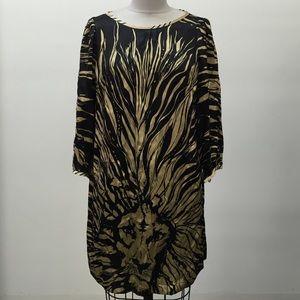 Karen Zambos Dresses & Skirts - Lion Dress