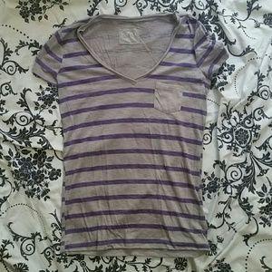 Kirra Striped Tee Shirt