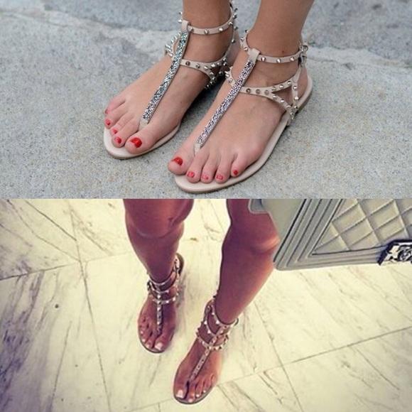 d9313f2da7b5 vince camuto jemile gladiator embellished sandal. M 57476e076a583009f3004cc8