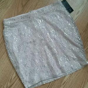 Tinley Road Dresses & Skirts - Tinley road very cute   mini skirt nwt,
