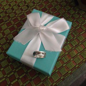 Tiffany & Co. Jewelry - Tiffany Atlas ring in sterling silver