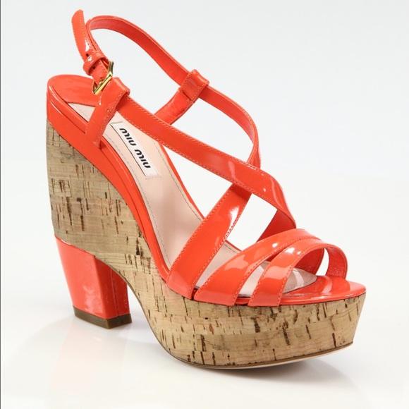 de19f9db9fd Miu Miu Shoes Discount