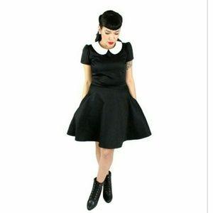 Wednesday Addams' Dress
