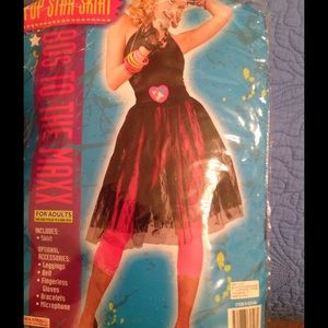 Other - 80's Themed Costume w/ Accessories. FINAL PRICE!!