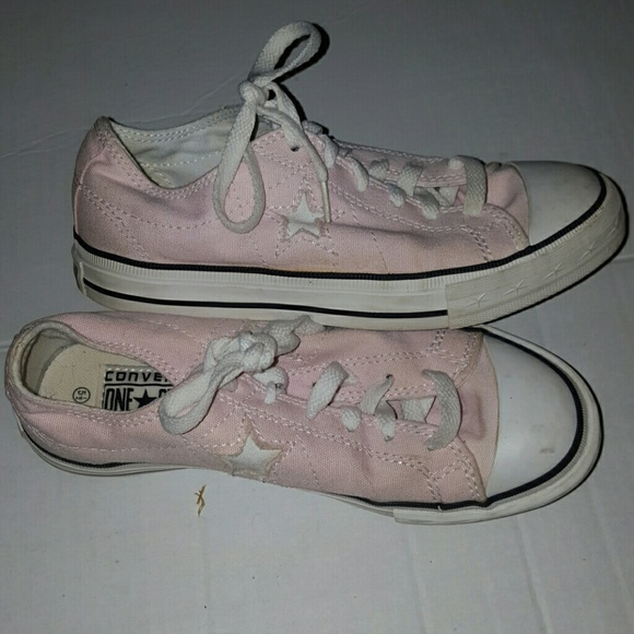 86 converse shoes converse one light pink