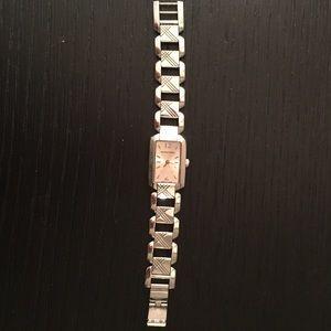 Authentic Burberry women's watch