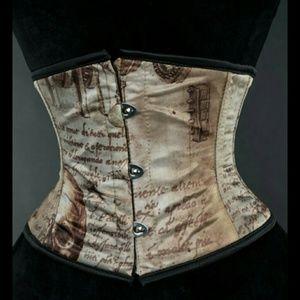 Da Vinci Invention Waist Cincher