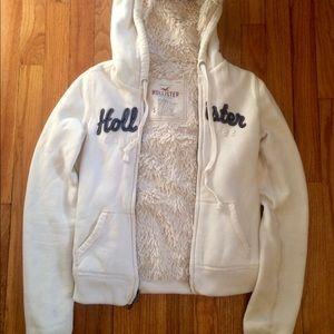Hollister sweatshirt (zip up)