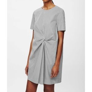 Cos Dresses & Skirts - Cos Striped Twist Dress