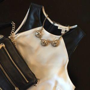 Silence+Niose Rockin' Midi Dress