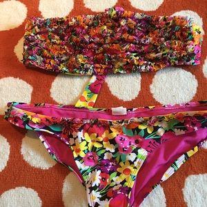 Xhilaration ruffle bikini