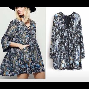 Dresses & Skirts - Boho chic dress