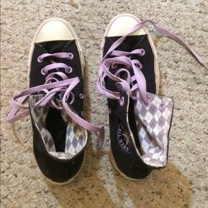 Converse, all star, size 7