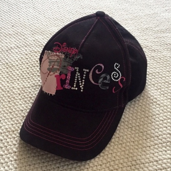 Disney Accessories - Disney Princess Baseball Cap feb8b12b311