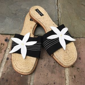 Kate Spade Slip On Sandals