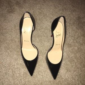 Christian Louboutin Shoes - Authentic Red Bottoms purchased at Neiman Marcus