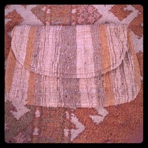 Handbags - Vintage kilim clutch