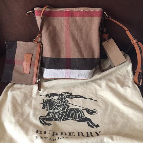 79cbe1a05d4 Burberry Bags   Britt Small Ashby Tassel Crossbody   Poshmark