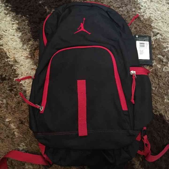 24f8db7e1c Brand new Jordan Backpack with tags