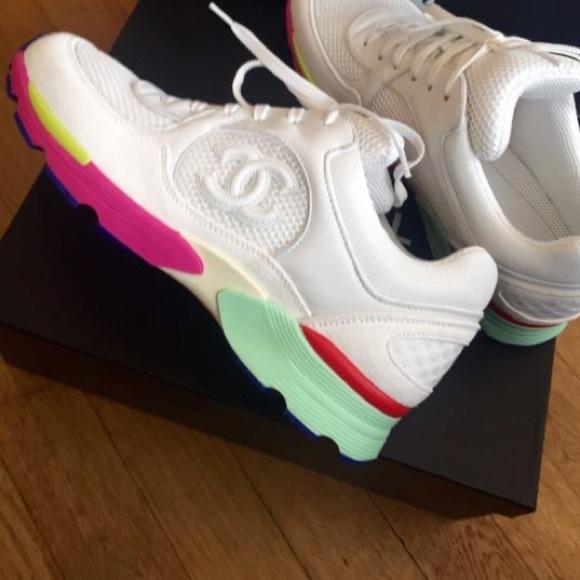 CHANEL Shoes | Chanel Multicolor