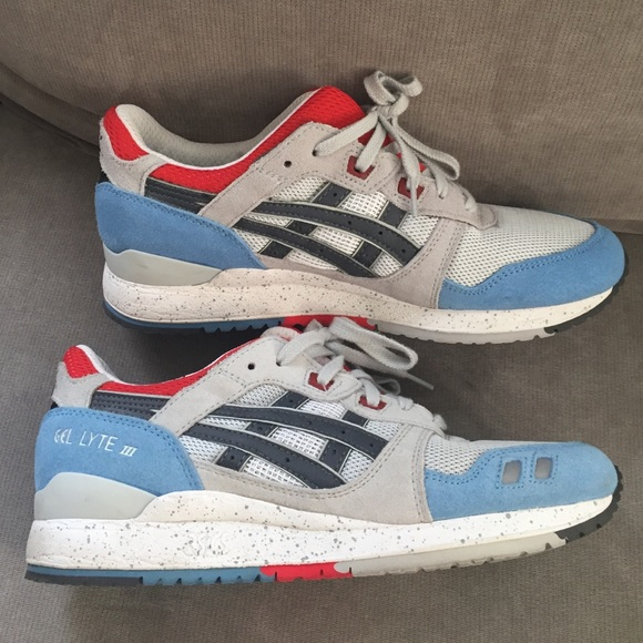 MENS Split Tongue Asics Gel Lyte III <div class=
