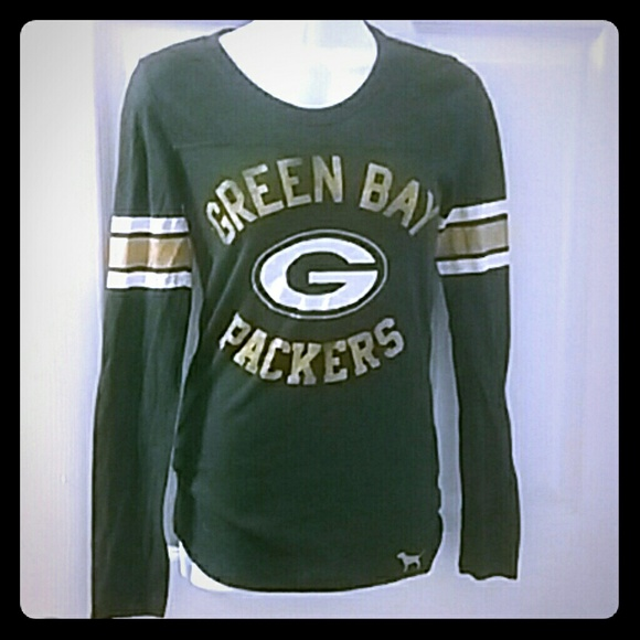Green bay packer long sleeve. M 5748676d9c6fcf42190036fb 0ebc41faf