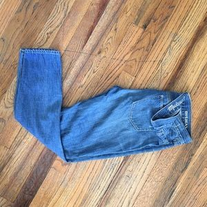 Madewell Boyjeans. Size 24.