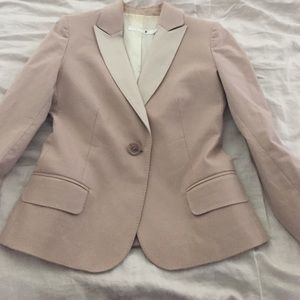All Saints Jackets & Blazers - Mink/pink color all saints jacket size M