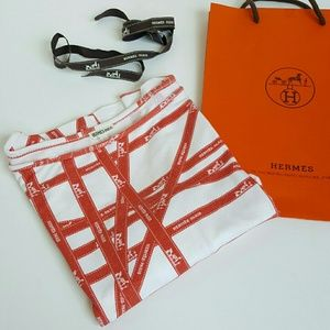 HERMES RIBBON TOP