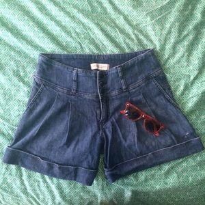 Habitual Pants - Habitual Denim Shorts