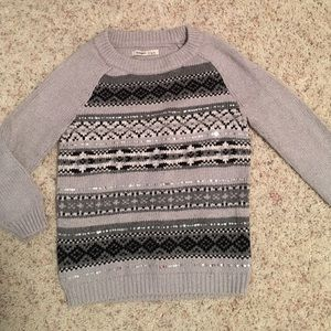 Old navy knit sweater size s/p