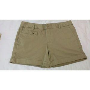 Banana Republic Pants - Banana Republic Khaki Chino shorts