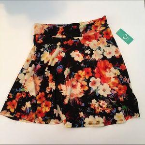 🆕Floral Print Skirt