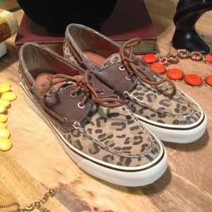 Sperry Top-Sider Shoes - 🎉Sperry Top-Sider Cheetah Shoes