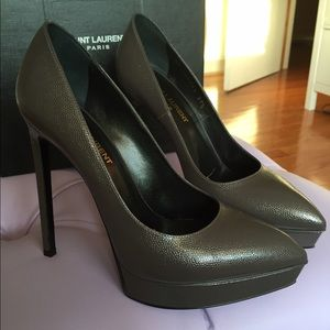 Ysl Janis pumps (130mm)