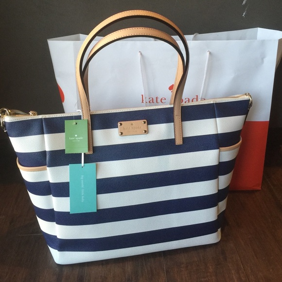 Kate Spade Bags Sale New Nautical Tote Poshmark