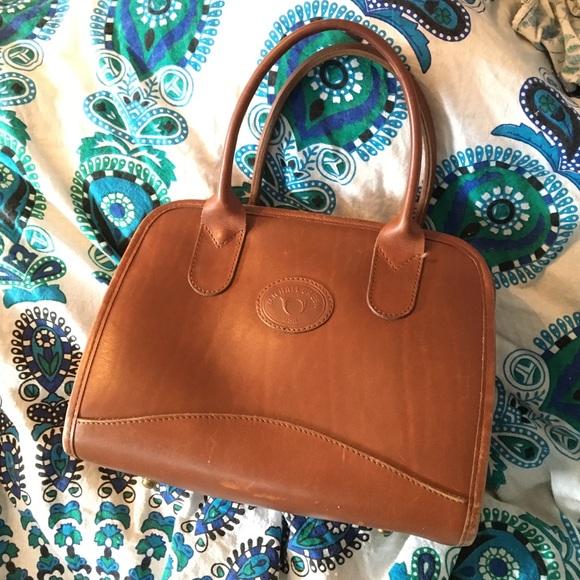 73% off Brandy Melville Handbags - Michael Green Leather Purse ...