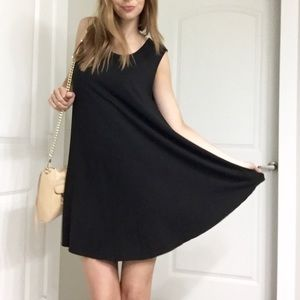 Brandy Melville black dress/tunic/top