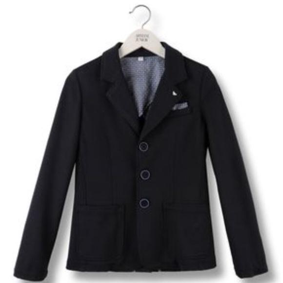 Armani Junior Knit Jacket
