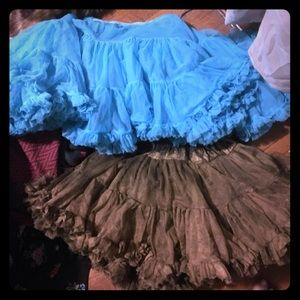 Accessories - 2x petticoats!!! FINAL WEEKEND