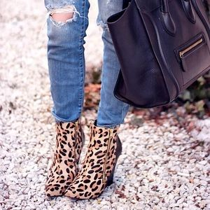 Steve Madden Wedge Ankle Boot